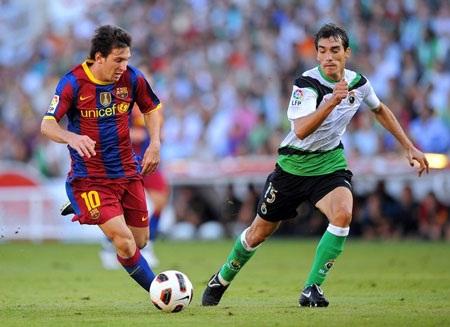 Barcelona - Racing: Viết tiếp lịch sử - 1