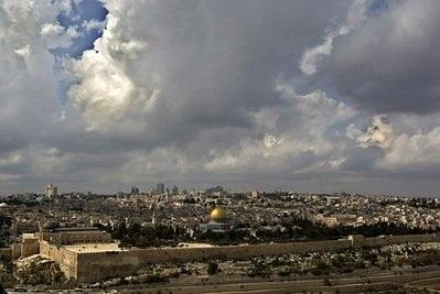 Palestine từng đề xuất trao gần hết Jerusalem cho Israel - 1
