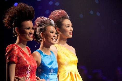 Huyền Trang trở thành Vietnam's Next Top Model - 20