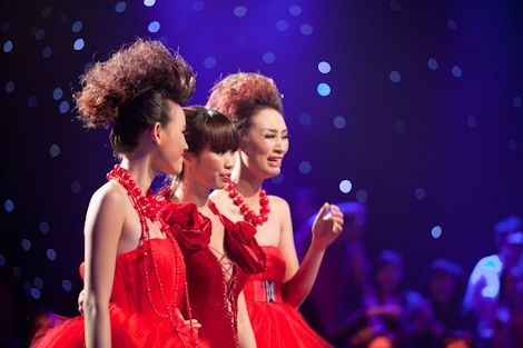 Huyền Trang trở thành Vietnam's Next Top Model - 2