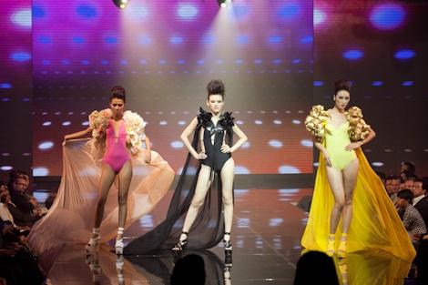 Huyền Trang trở thành Vietnam's Next Top Model - 15