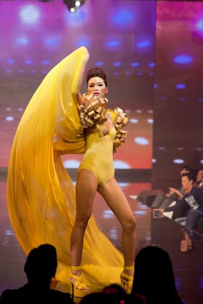 Huyền Trang trở thành Vietnam's Next Top Model - 13