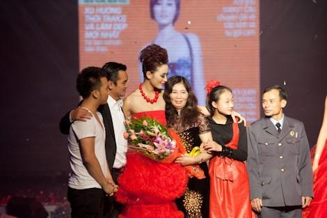 Huyền Trang trở thành Vietnam's Next Top Model - 5