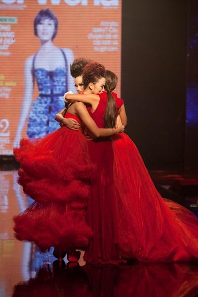 Huyền Trang trở thành Vietnam's Next Top Model - 11