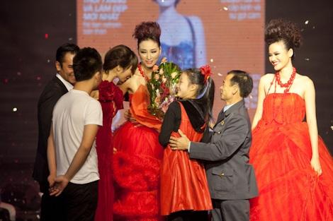 Huyền Trang trở thành Vietnam's Next Top Model - 4