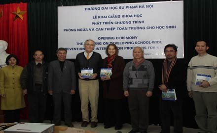 Những bước đi đầu tiên của ngành tâm lý học đường tại Việt Nam - 1