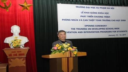 Những bước đi đầu tiên của ngành tâm lý học đường tại Việt Nam - 2