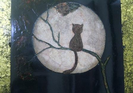 Xem chùm tranh mèo dí dỏm đầu xuân Tân Mão - 12