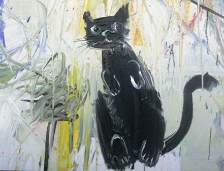Xem chùm tranh mèo dí dỏm đầu xuân Tân Mão - 4