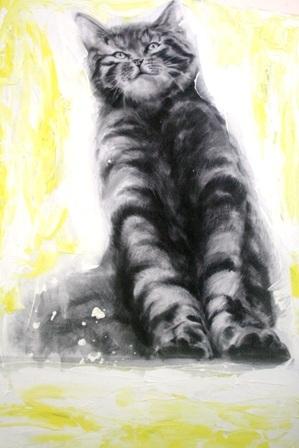 Xem chùm tranh mèo dí dỏm đầu xuân Tân Mão - 8