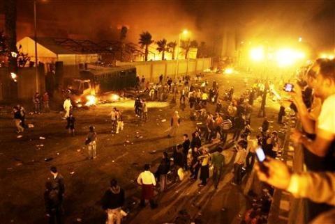 Tổng thống Ai Cập lập tân nội các, áp lực quốc tế tăng cao - 1
