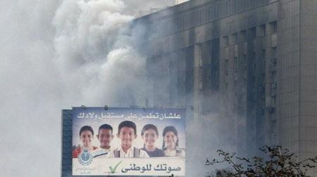 Tổng thống Ai Cập lập tân nội các, áp lực quốc tế tăng cao - 5