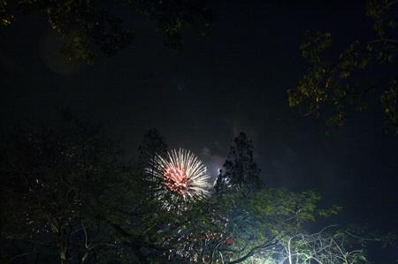 Cận cảnh dòng người đổ xô về bờ hồ xem pháo hoa - 9