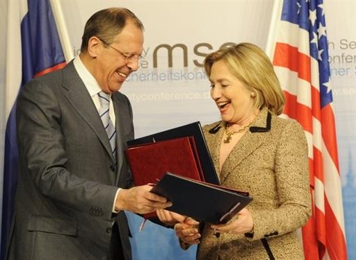 Hiệp ước hạt nhân Nga - Mỹ chính thức có hiệu lực - 2