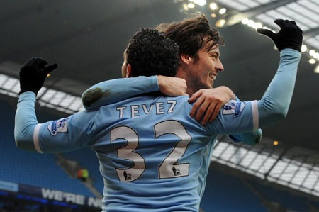 Thắng 5 sao, Man City tiến vào vòng 5 cúp FA - 1