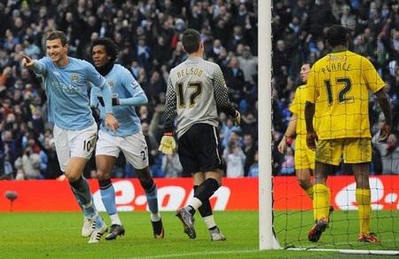 Thắng 5 sao, Man City tiến vào vòng 5 cúp FA - 3