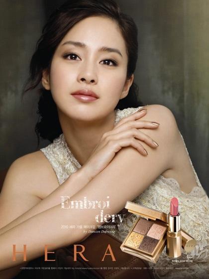 """Kim Tae Hee tự tin khoe mặt """"mộc"""" và nếp nhăn - 4"""