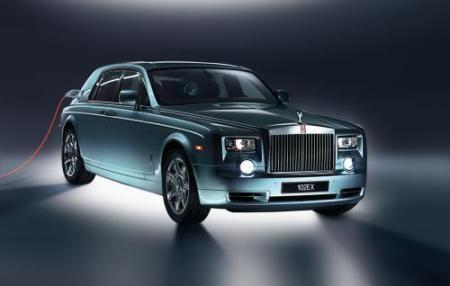 Rolls-Royce xem xét khả năng sản xuất ô tô chạy điện   - 1