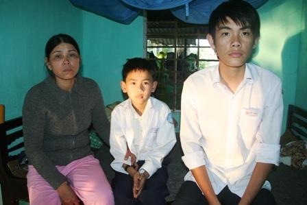 Cậu học sinh mồ côi cha mắc bệnh lạ có nguy cơ tử vong đột ngột - 2