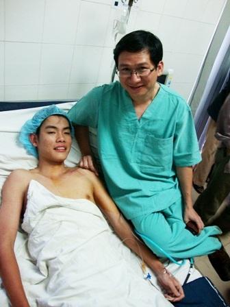 Cậu HS có nguy cơ tử vong đột ngột đã được cứu sống  - 2