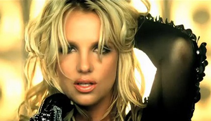"Bật mí video clip ""nóng hổi"" của Britney Spears - 1"