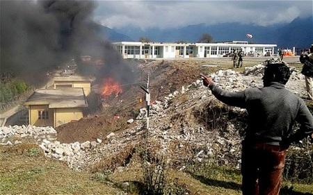 Trực thăng Ấn Độ gặp nạn, 17 người thiệt mạng  - 3
