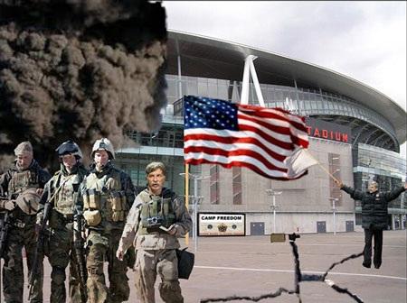 """Biếm họa về Arsenal sau khi """"đổi chủ"""" - 11"""