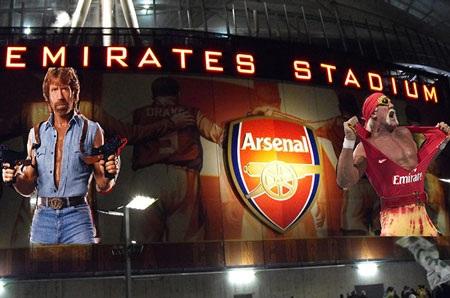 """Biếm họa về Arsenal sau khi """"đổi chủ"""" - 7"""
