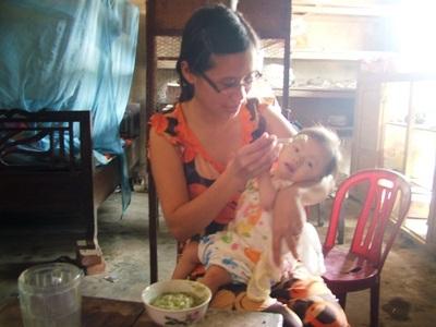Trái tim lỗi nhịp của bé 13 tháng tuổi - 1