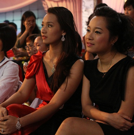 Thu Minh, Thanh Thúy cao điểm nhất đêm thi đầu Bước nhảy Hoàn vũ - 4