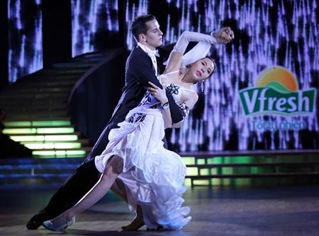 Thu Minh, Thanh Thúy cao điểm nhất đêm thi đầu Bước nhảy Hoàn vũ - 27