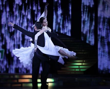 Thu Minh, Thanh Thúy cao điểm nhất đêm thi đầu Bước nhảy Hoàn vũ - 26