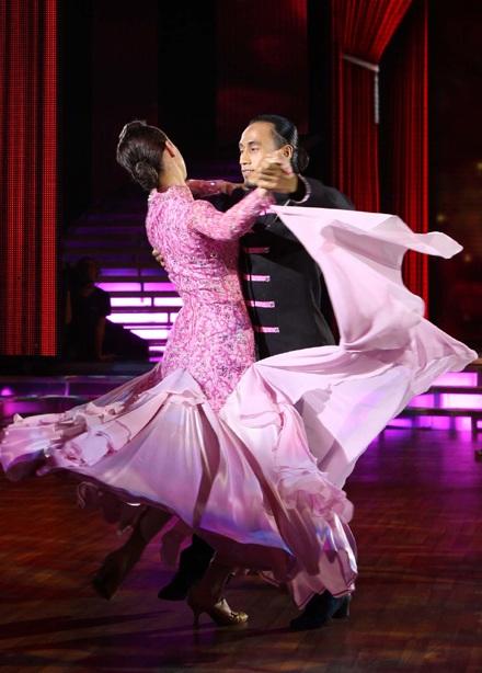 Thu Minh, Thanh Thúy cao điểm nhất đêm thi đầu Bước nhảy Hoàn vũ - 14