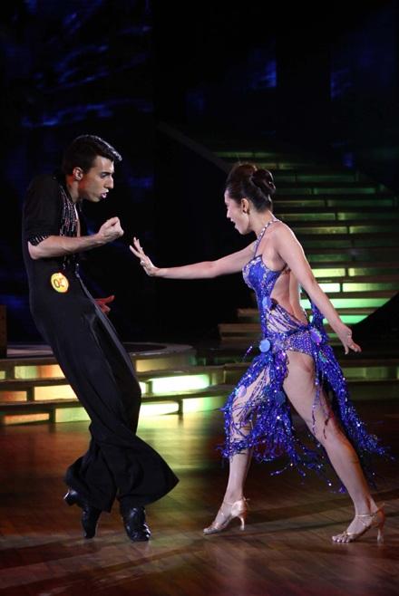 Thu Minh, Thanh Thúy cao điểm nhất đêm thi đầu Bước nhảy Hoàn vũ - 17