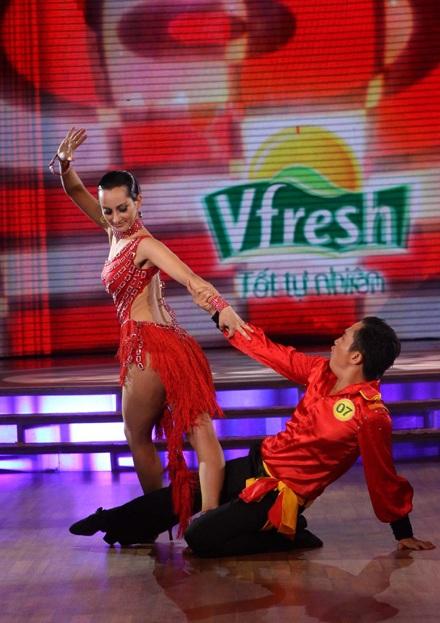 Thu Minh, Thanh Thúy cao điểm nhất đêm thi đầu Bước nhảy Hoàn vũ - 21