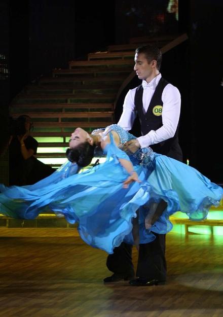 Thu Minh, Thanh Thúy cao điểm nhất đêm thi đầu Bước nhảy Hoàn vũ - 22