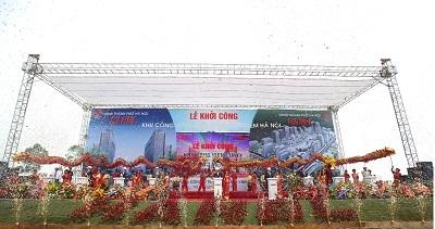 Hà Nội khởi công khu công viên phần mềm đạt chuẩn quốc tế đầu tiên ở Việt Nam - 2
