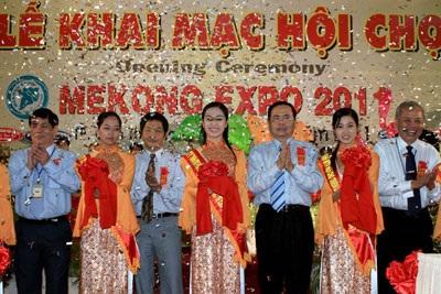 400 đơn vị tham gia hội chợ Mekong Expo Cần Thơ năm 2011 - 1