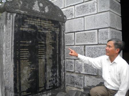 """""""Đệ nhất"""" tượng, nhà đá Ninh Vân - 12"""
