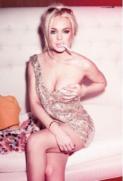 Lindsay Lohan: Vẫn vẻ nóng bỏng - 4
