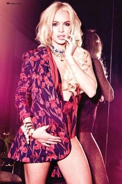 Lindsay Lohan: Vẫn vẻ nóng bỏng - 5