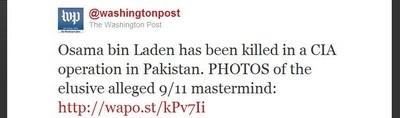 """Twitter đã lan truyền """"Cái chết của Bin Laden"""" như thế nào? - 11"""
