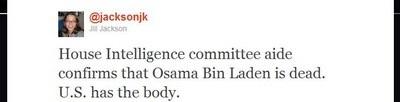 """Twitter đã lan truyền """"Cái chết của Bin Laden"""" như thế nào? - 4"""