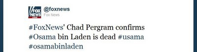 """Twitter đã lan truyền """"Cái chết của Bin Laden"""" như thế nào? - 5"""