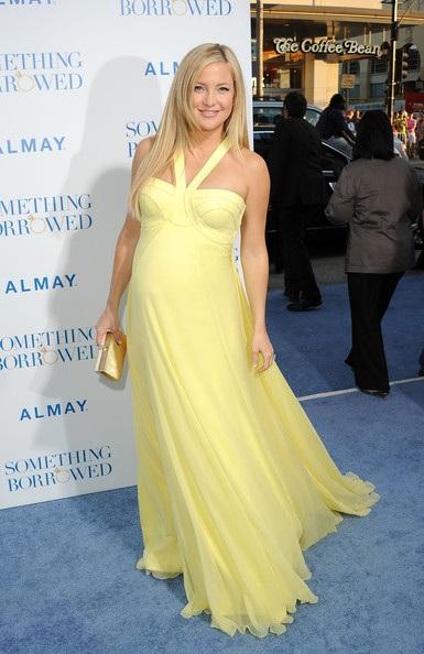 Kate Hudson rực rỡ váy vàng - 11