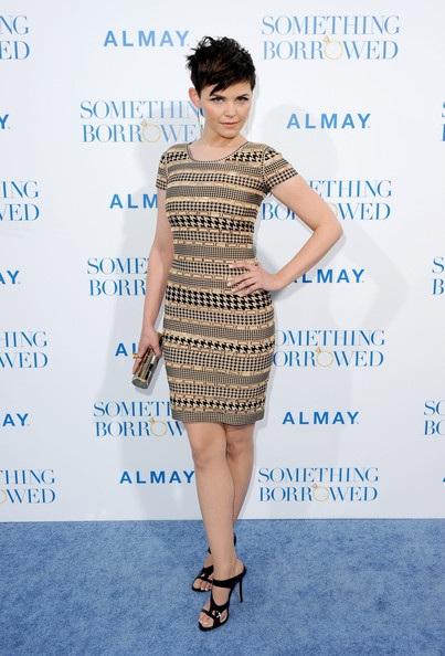 Kate Hudson rực rỡ váy vàng - 27