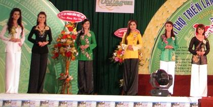 """Nguyễn Minh Như Anh đăng quang """"Người đẹp Sóc Trăng 2011"""" - 1"""