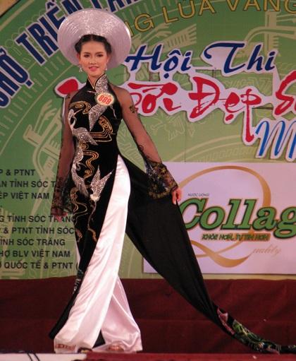 """Nguyễn Minh Như Anh đăng quang """"Người đẹp Sóc Trăng 2011"""" - 11"""