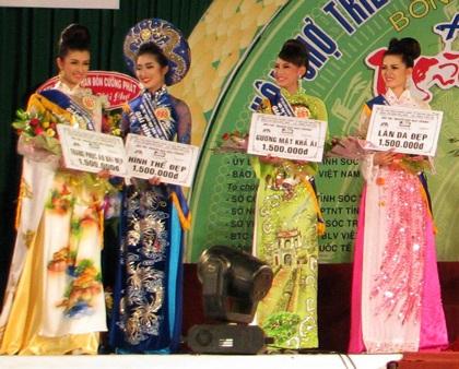 """Nguyễn Minh Như Anh đăng quang """"Người đẹp Sóc Trăng 2011"""" - 14"""