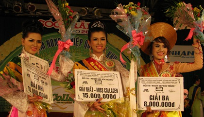 """Nguyễn Minh Như Anh đăng quang """"Người đẹp Sóc Trăng 2011"""" - 17"""